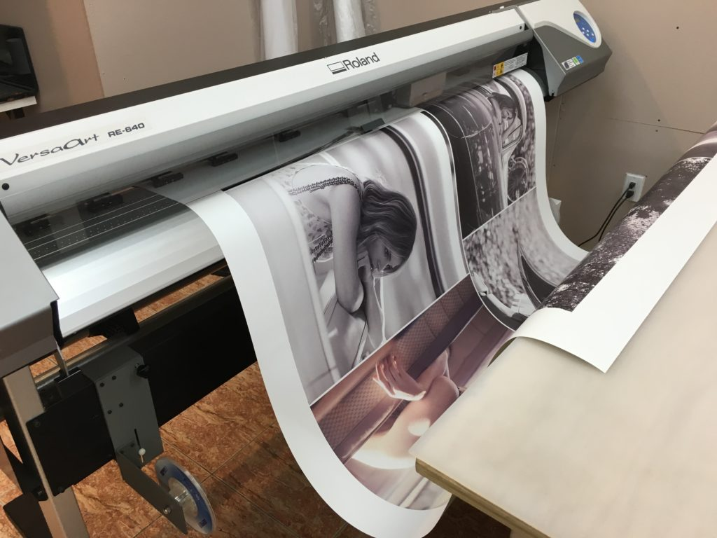 Everything you need to know about Large Format Printing