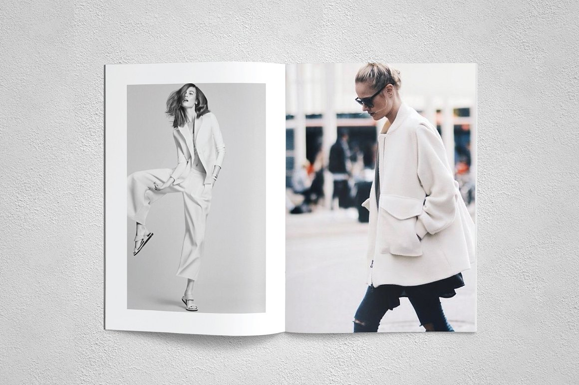How to design the perfect Fashion Lookbook