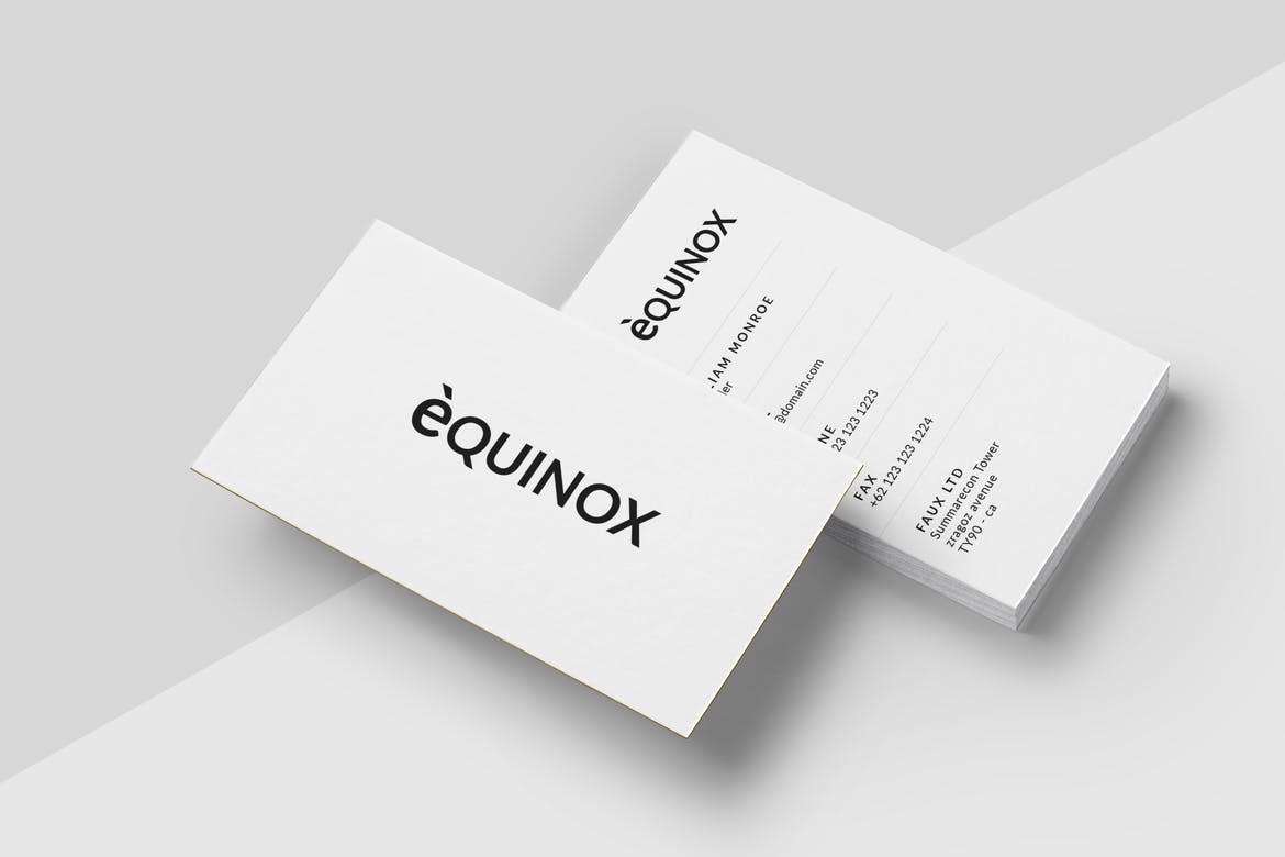 How to Establish Trust with your Luxury Business Card